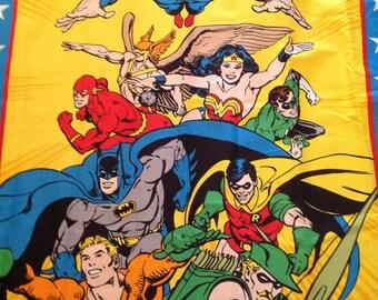 Justice League Quilt