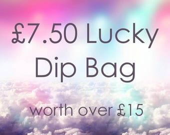 Lucky dip bag medium