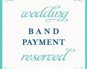 glitter band payment reserved for Amanda