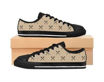 Sneakers pour femme bûcheron   Chasseuse à l'affût