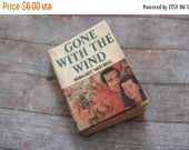 ON SALE Miniature Book --- Gone with the Wind