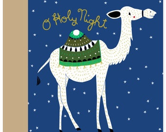 Boxed Set of 8 O Holy Night Cards