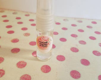 STRAWBERRY CAKE Batter - Body Spray - Gift for Her - Alcohol Free - Cruelty Free - Fragrance Mists - Perfumes - strawberry + cake batter