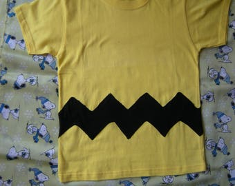 You're a good man ( boys) Charlie Brown  toddler Tshirt