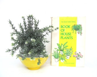 New York Times Book of House Plants, Joann Lee Faust