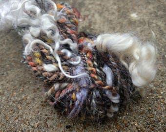 Scrappy Locks 2 Ply Handspun Yarn
