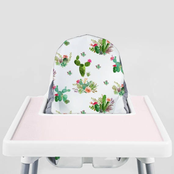 western flowers ikea antilop highchair cover high chair. Black Bedroom Furniture Sets. Home Design Ideas