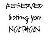 RESERVED for NATHAN