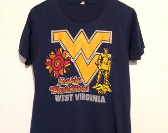 West Virginia University Tee