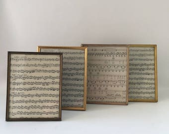Brass Frame Assortment, Table Number Frames, Display, 8 x 10, easel style