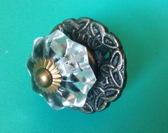 Gorgeous Old Drawer Pull Knob