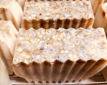 Oatmeal Lemon Soap