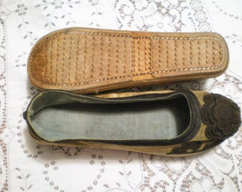 Vintage Oriental/Chinese Shoes ****Handmade*****