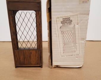 Vintage Doll House Room Divider