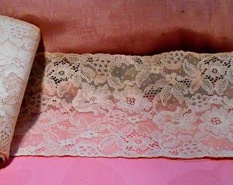 Antique Lace Edwardian Lingerie Cotton Trim