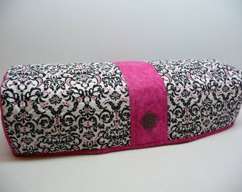 Damask Delight  - Quilted Cricut Explore Cozy - Explore Cozy - Explore Dust Cover