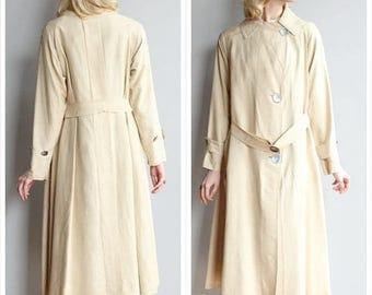 20% Off Sale // 1920s Duster Jacket // Silk Spring Duster Jacket // vintage 20s jacket
