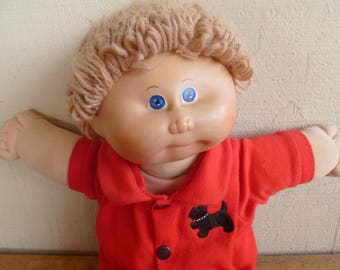 Vintage Cabbage Patch Doll 1984