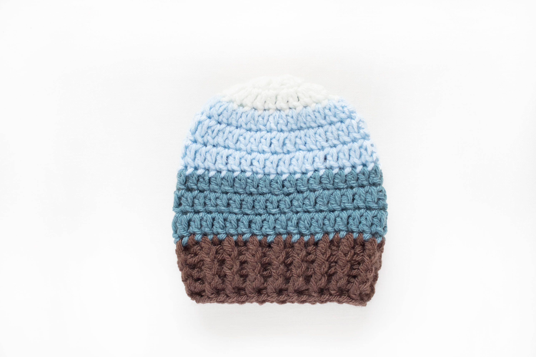 Newborn Boy Hat   Crochet Boys Hat   Baby Shower Gift Boy   Baby Boy Hat 54abfeb47