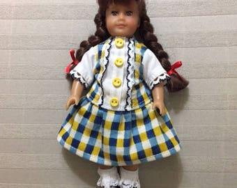 Mini AG doll dress