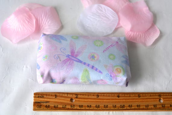 Bachelorette Party favor, Kleenex Pocket Tissue Holder, Handmade Travel Tissue Case, Lovely Party Favor, Purse Pouch, Pink Case