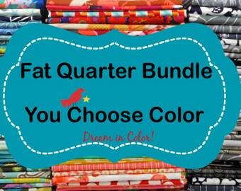 FAT QUARTER Bundle, Fabric Bundle Quilt Fabric Cotton Fabric, Fat Quarters, Nursery Fabric, Rustic Home Decor, Baby Quilt Fabric, Shabby