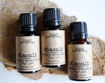 Niaouli Essential Oil - Pure Essential Oil for Aromatherapy