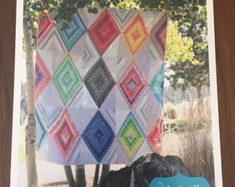Diamond Lane, A Quilt Pattern by Valori Wells