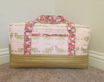 Child's cargo duffle bag/Diaper Bag/Baby Bag