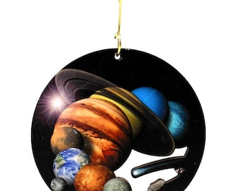 Solar System Ornament #9984