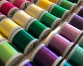Madeira Thread Treasure Chest - Rayon Embroidery Set