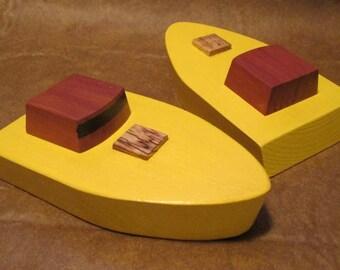 Yellow cruiser