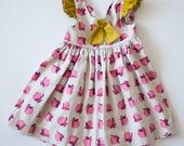 ONLY ONE - Peaches Tie Back Dress