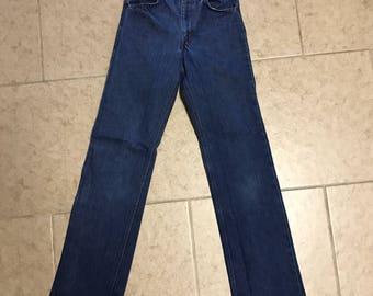 70s Levis Orange Tab Jeans