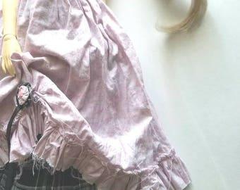 Ooak SD bjd Deconstructed Princess Dress