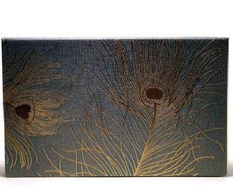 LUXE Premium  Magnetic Makeup Palette book of shadows  - Birds of Paradise