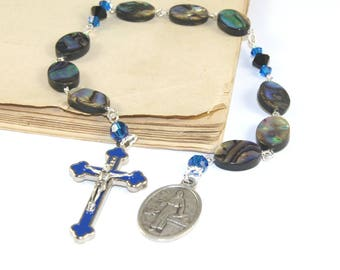 Saint Luke the Evangelist Niner Rosary, Patron Saint of Doctors, Surgeons & Artists