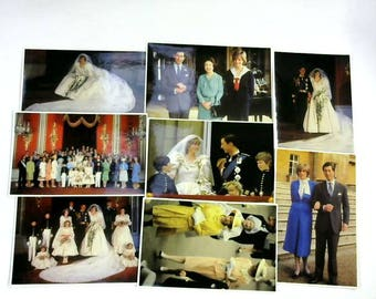 Royal Family (Charles & Diana) Postcards 1466166986VM
