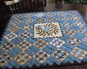 Blueberry Patch Petite Quilt