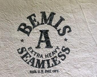 Bemis A Extra Heavy Vintage sack. 0214182