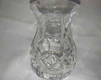 Vintage 1980's Waterford Crystal Bud Vase