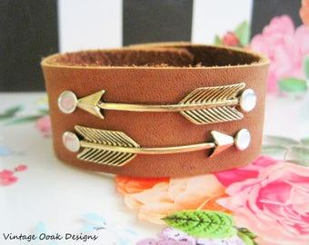 Boho Leather Cuff, Boho Bracelets, Leather Bracelets,Boho Bracelets,Tassel Jewelry,Bohemian Leather Bracelets,Leather Tassel Jewelry,Tassels