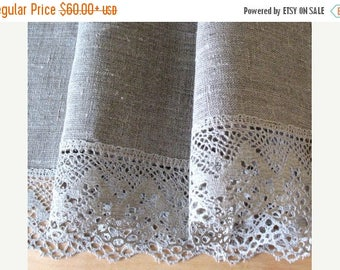Oval Tablecloth Valentines Day Motheru0027s Day Gift Easter Tablecloth Lace  Tablecloth Linen Tablecloth Burlap Tablecloth Prewashed