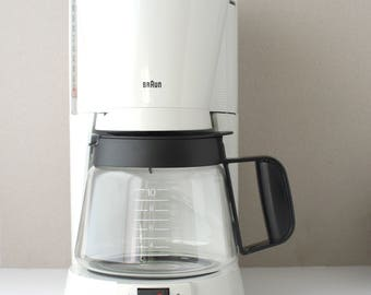 Braun FlavorSelect Coffee Machine