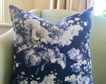 Ralph Lauren Perosita 20 Inch Pillow Cushion Cover