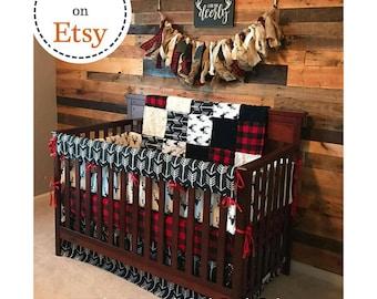 Boy Crib Bedding