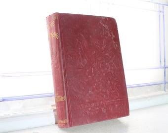 Antique 1896 Book Elsie Dinsmore by Martha Finley
