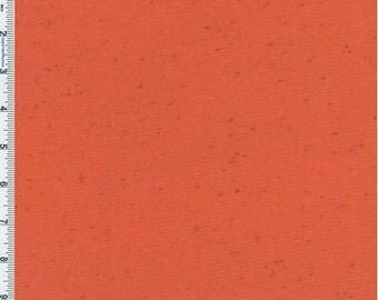 Orange Cinder Knit, Fabric By The Yard