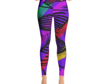 Yoga Leggings: VIBE