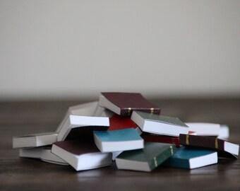 23 Miniature Books